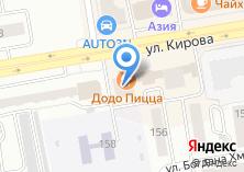 Компания «МиН» на карте