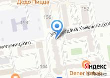 Компания «Бизнес двигатель» на карте