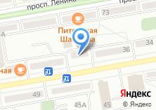 Компания «Аптека №58» на карте
