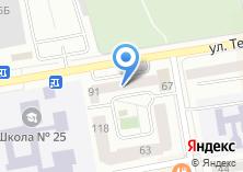Компания «Ксил» на карте