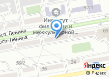 Компания «Traffik» на карте