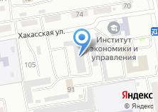 Компания «Комплексно-диспетчерский контроль за работой лифтов» на карте