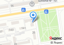 Компания «Антенна Телесемь» на карте