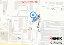 Компания «Агентство корпоративного развития» на карте