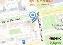 Компания «Прямой эфир» на карте