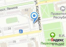 Компания «Вечный зов» на карте