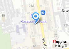 Компания «Машутка» на карте