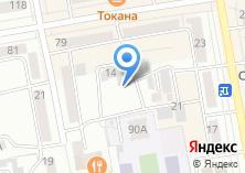 Компания «Комплексная ДЮСШ по самбо и кикбоксингу» на карте