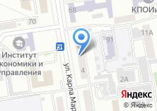 Компания «Софт-Сервис» на карте