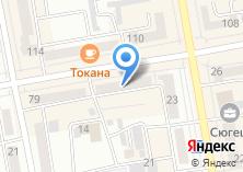 Компания «Бармалейка» на карте