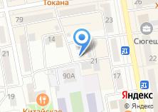 Компания «КМ-Техника» на карте