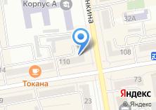 Компания «ЮрИнформ Сервис» на карте