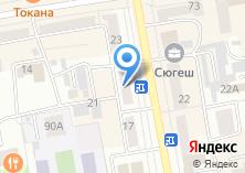Компания «Абакан» на карте