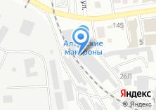 Компания «Информ-А» на карте