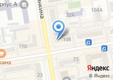Компания «Unzo» на карте