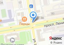 Компания «TEST1» на карте