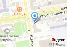Компания «ЦИНТ Хакасии» на карте