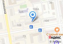Компания «Юридическая компания *агида*» на карте