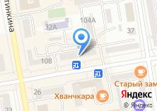 Компания «Бiном» на карте