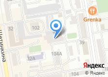 Компания «ДЮСШ по единоборствам» на карте