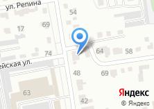 Компания «Туран» на карте