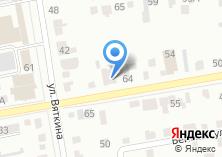 Компания «Сибирский кедр» на карте