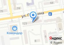 Компания «ОКЕЙ» на карте