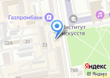 Компания «Юр-Статус» на карте