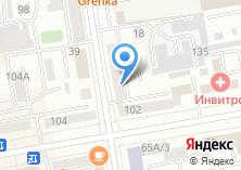 Компания «Юридический кабинет Егорова Ю.С.» на карте