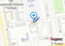 Компания «Хакасия.ру» на карте
