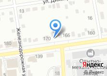 Компания «PRO Service» на карте