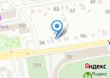 Компания «РОМУЛ» на карте