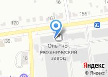 Компания «Удачи» на карте
