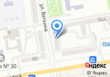 Компания «Ювелирная мастерская на Вяткина» на карте