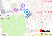 Компания «Санкт-Петербург» на карте
