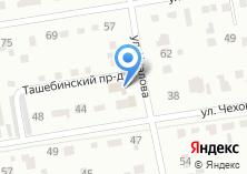 Компания «ФПБ-Абакан» на карте
