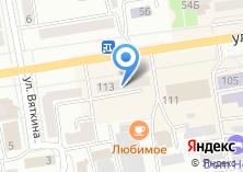 Компания «АлПласт» на карте