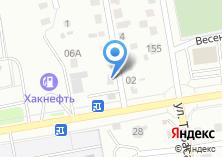Компания «Ромашка» на карте