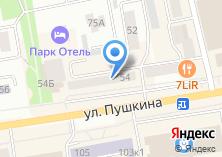 Компания «Полина» на карте