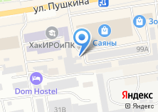 Компания «Профессиональные технологии» на карте