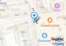 Компания «Парикмахерская на Чкалова» на карте