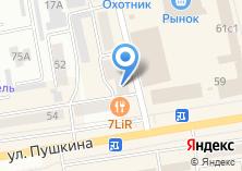 Компания «Илона» на карте