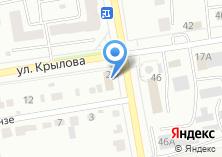 Компания «Точка опоры19.рф» на карте
