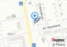 Компания «Заборторг-Сибирь» на карте