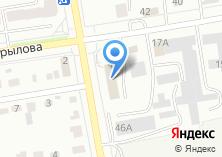 Компания «Мимино» на карте