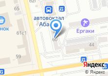 Компания «Аян» на карте
