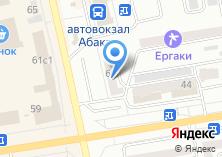 Компания «ТехноСота» на карте