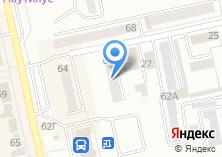 Компания «Авика» на карте