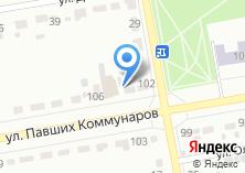 Компания «Челны-Абакан» на карте