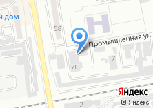 Компания «ГРАВЕР-МАСТЕР» на карте